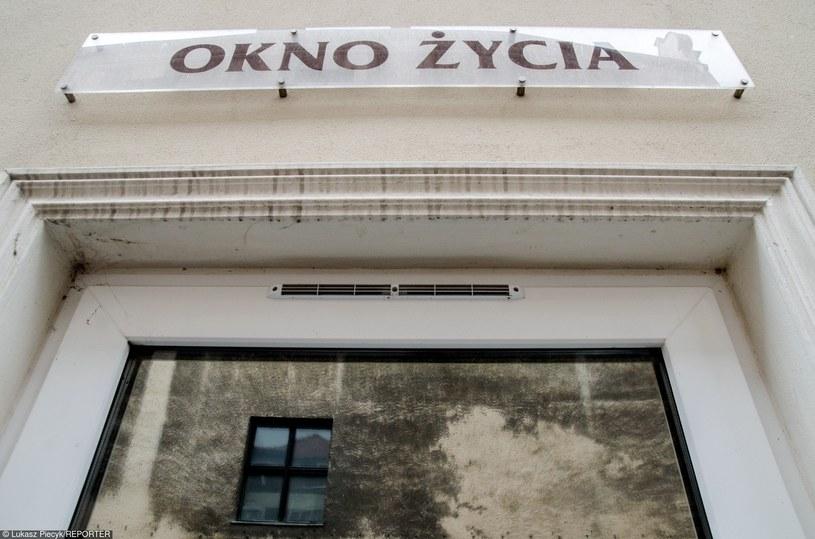 """""""Okno życia"""" w Toruniu /Łukasz Piecyk /Reporter"""