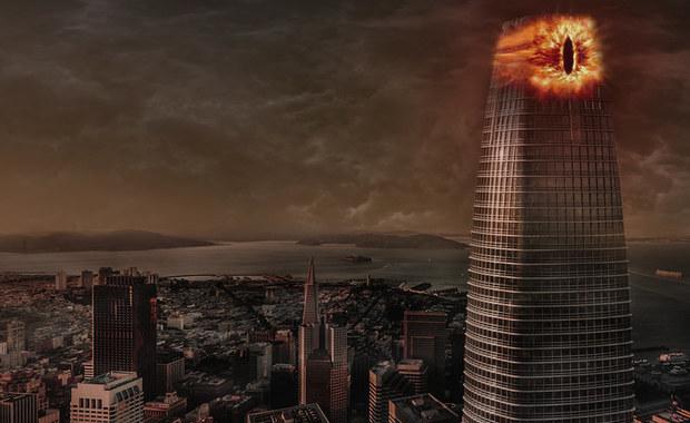Oko Saurona w San Francisco. Gratka dla fanów Tolkiena