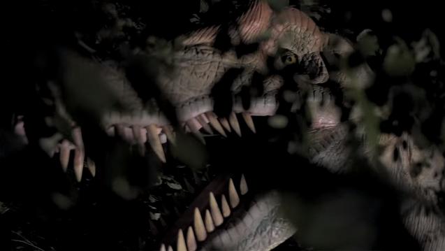 Oko w oko z dinozaurami /materiały prasowe