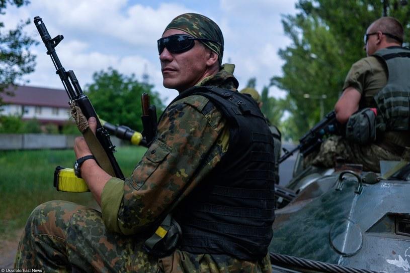 Okolice Doniecka, zdj. ilustracyjne /Chernyshev Alexey /East News