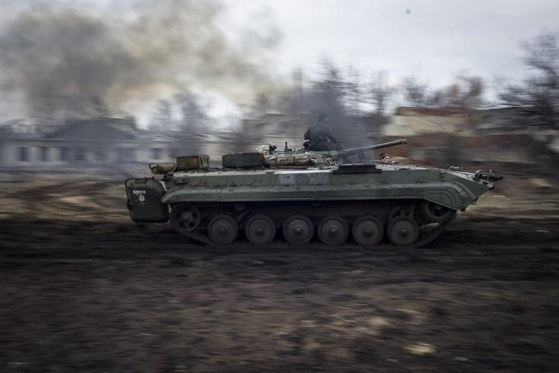 Okolice Doniecka /Chernyshev Alexey/Ukrafoto /East News