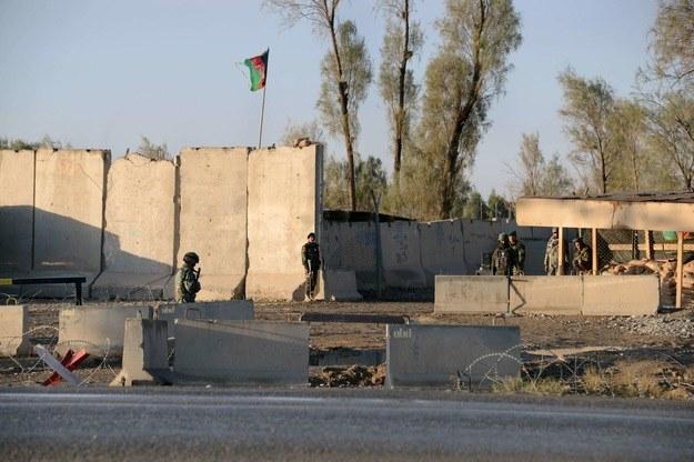 Okolice lotniska w Kandaharze/zdj. ilustracyjne /AFP