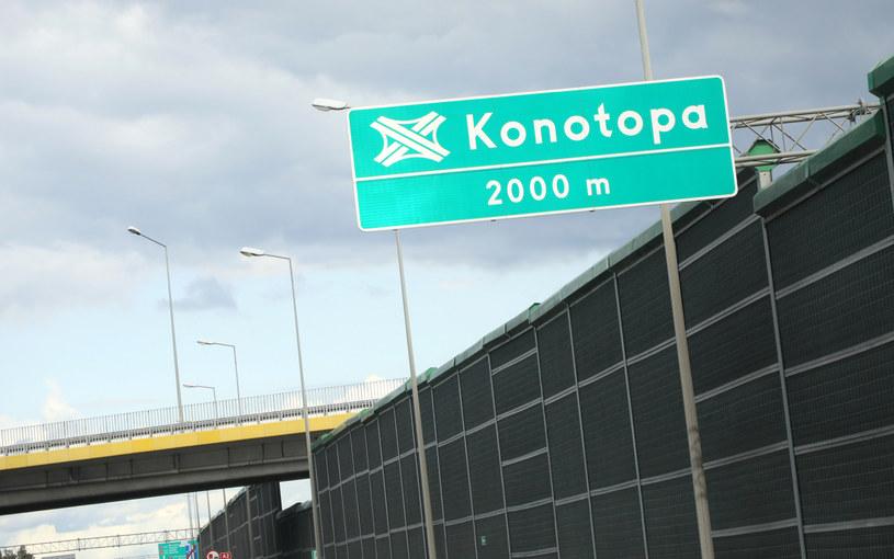 Okolice węzła Konotopa /Piotr Molecki /East News