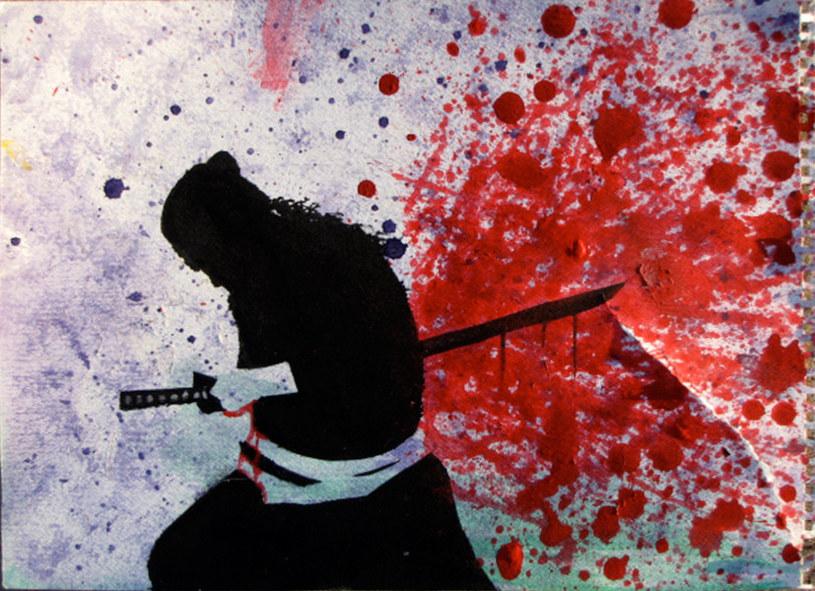 Okoliczności nie zawsze pozwalaly na to, by samuraj samodzielnie rozpruwał sobie brzuch /East News