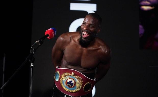 Okolie pokonał Głowackiego w walce o mistrzostwo świata WBO wagi junior ciężkiej