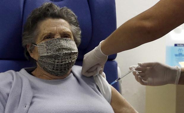 Około 180 tys. dawek szczepionki przeciwko Covid-19 dotrze do Polski w poniedziałek