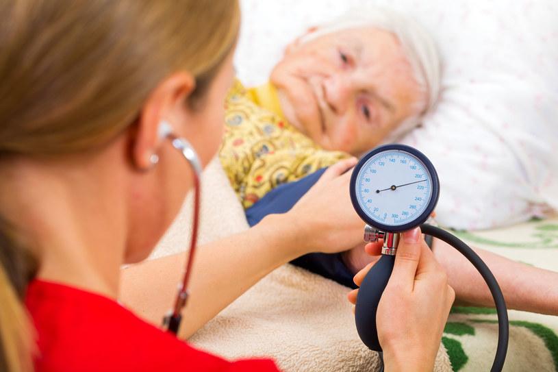 Około 30 proc. Polaków nie wie o swojej chorobie nadciśnieniowej /123RF/PICSEL