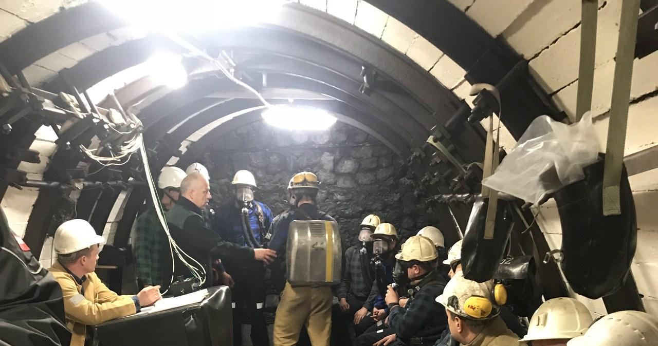 Okręgowa Stacja Ratownictwa Górniczego w Bytomiu, gdzie ćwiczą ratownicy