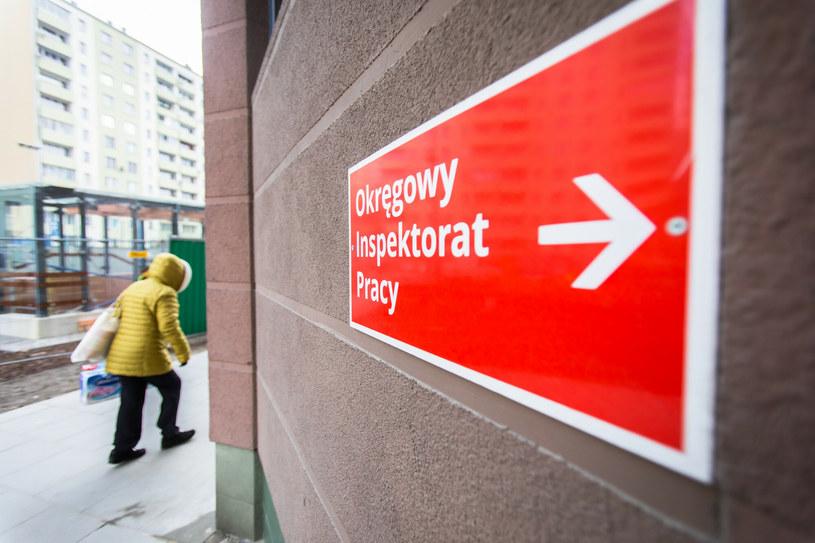 Okręgowy Inspektorat Pracy w Warszawie (zdj. ilustracyjne) /Adam Burakowski /Reporter