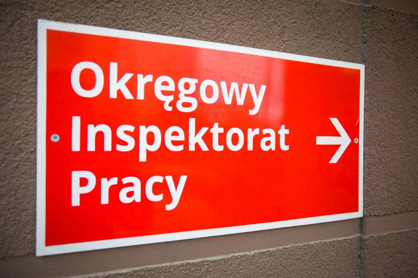Okręgowy Inspektorat Pracy. Zdj. ilustracyjne /Adam Burakowski /Reporter