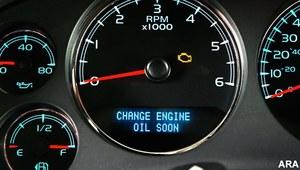 Określenie trwałości oleju