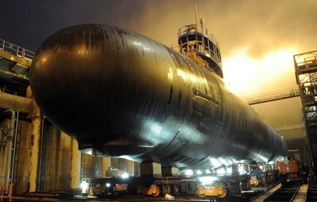 Okręt North Dakota.  Fot. General Dynamics Electric Boat /materiały prasowe