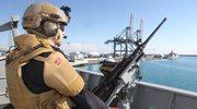 Okręty czekają na wywóz broni chemicznej z Syrii
