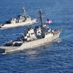 Okręty USA gotowe do uderzenia na Syrię