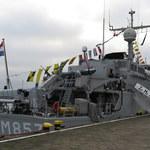 Okręty wojenne zacumowały w Szczecinie
