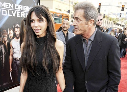 Oksana Grigoriev i Mel Gibson /Getty Images/Flash Press Media