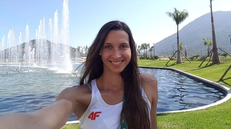 Oktawia Nowacka zdobyła dla Polski brązowy medal w pięcioboju nowoczesnym w Rio. Fot. Facebook Oktawii Nowackiej /INTERIA.PL