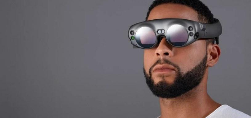 Okulary Magic Leap One /materiały prasowe