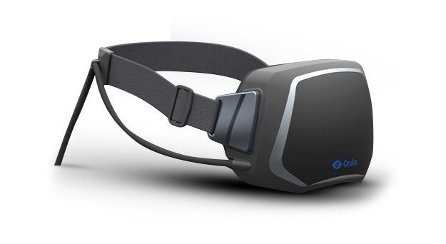 Okulary Oculus Rift VR /materiały prasowe