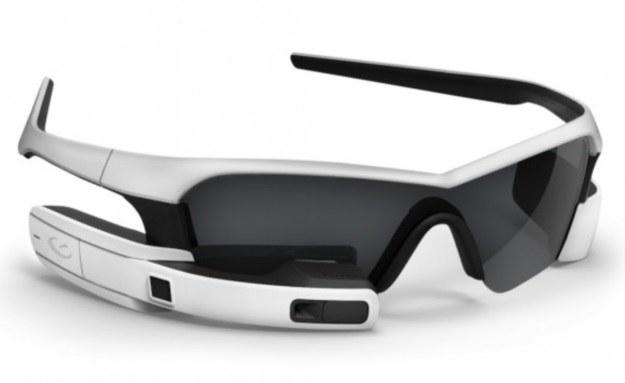 Okulary Recon Jet - lepsze od Google Glass? /materiały prasowe