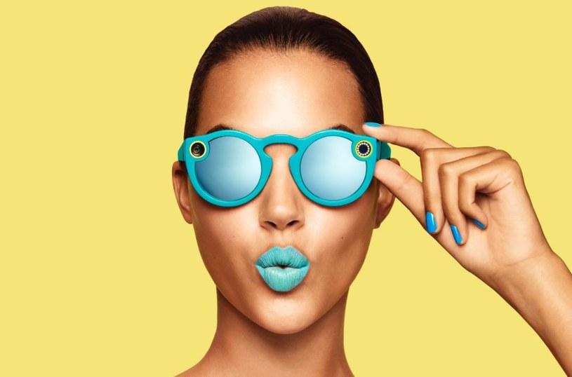 Okulary Snapchata wyglądają bardzo oryginalnie /materiały prasowe