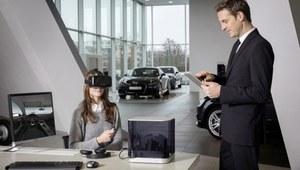 Okulary VR z konfiguratorem Audi