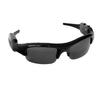 Okulary z ukrytą kamerą - jak z Jamesa Bonda