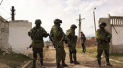 """Okupacja Krymu. """"Nikt nie oczekiwał, że Moskwa zdecyduje się na taki krok"""""""