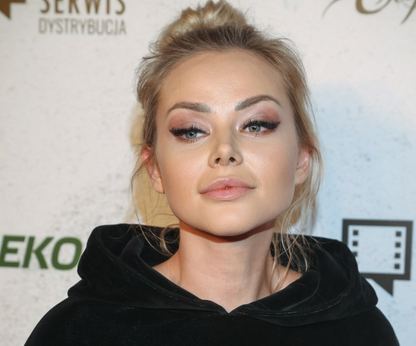Ola Ciupa dziś robi karierę jako modelka i DJ-ka /Kamil Piklikiewicz/East News /East News