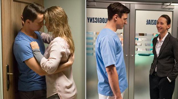 Ola i Janek spędzą ze sobą noc, a Radwan spotka przyjaciółkę z liceum. /www.nadobre.tvp.pl/