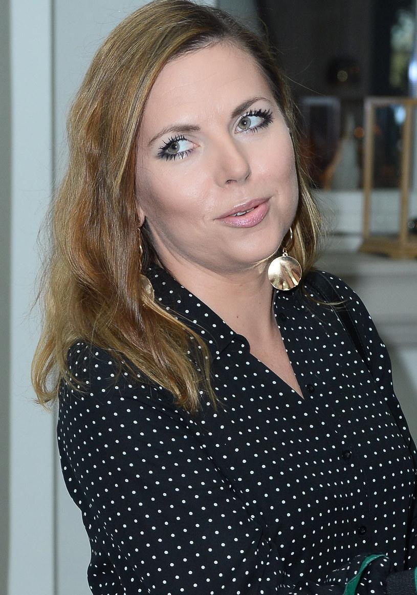Ola Kwaśniewska, czerwiec 2018 roku /Jarosław Antoniak /MWMedia