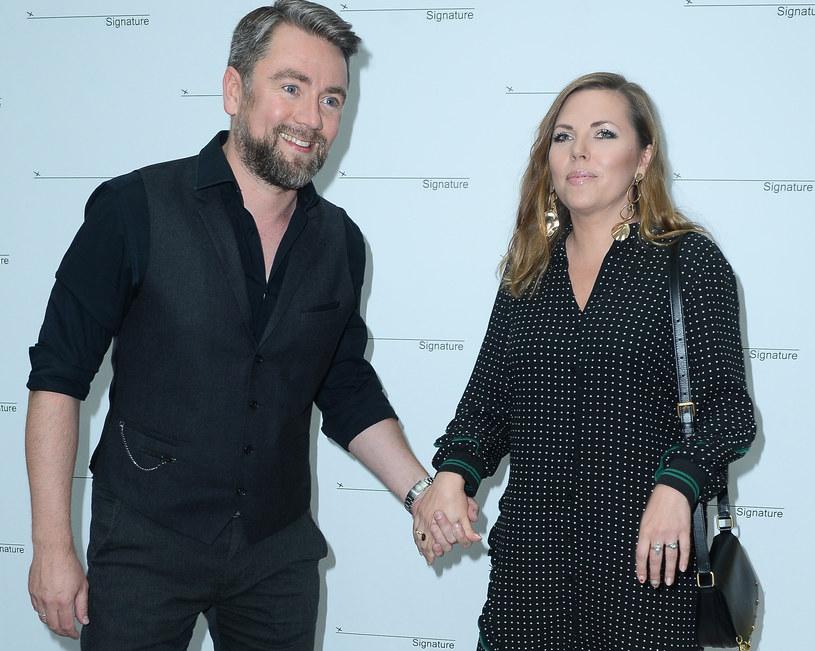 Ola Kwaśniewska i Kuba Badach /Jarosław Antoniak /MWMedia