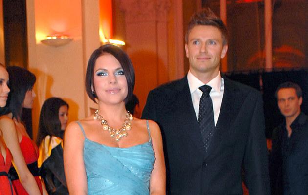 Ola Kwaśniewska, Wojtek Szuchnicki /fot.Andrzej Szilagyi  /MWMedia