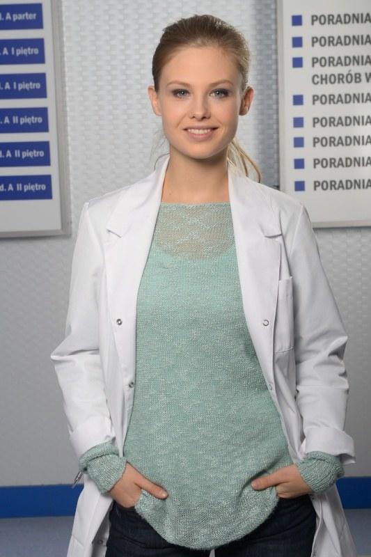 Ola Pietrzak (Anna Karczmarczyk) /Agencja W. Impact