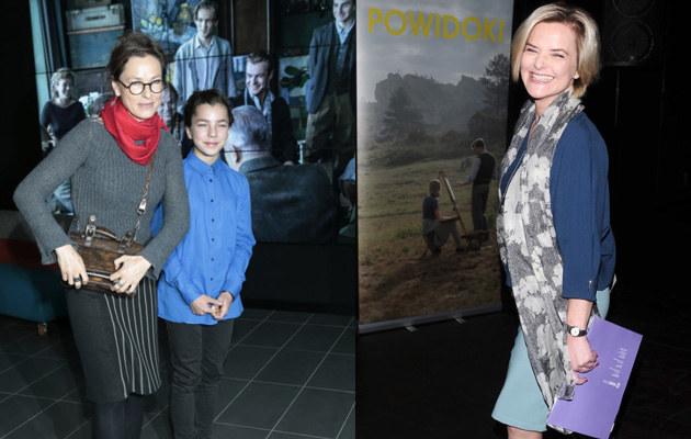 Ola z córką i Monika /- /East News
