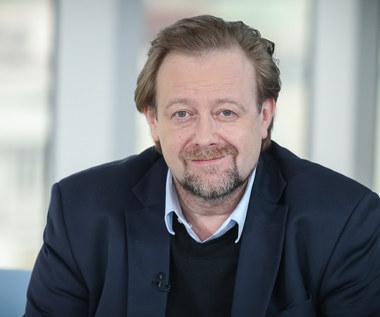 Olaf Lubaszenko poruszony napaścią na Viki Gabor