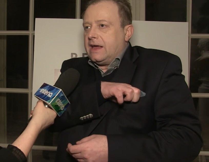Olaf Lubaszenko /- /INTERIA