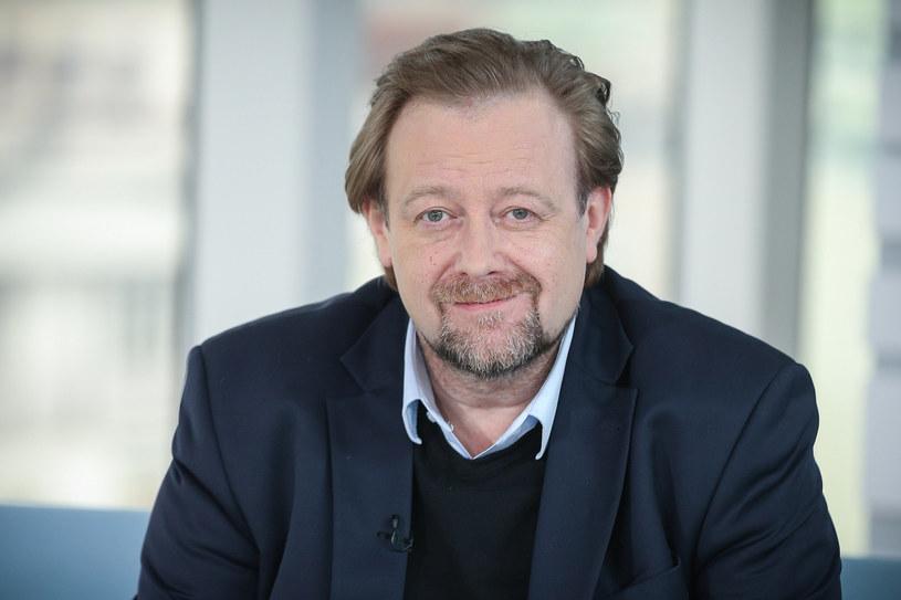 Olaf Lubaszenko /Kamil Piklikieiwcz /East News