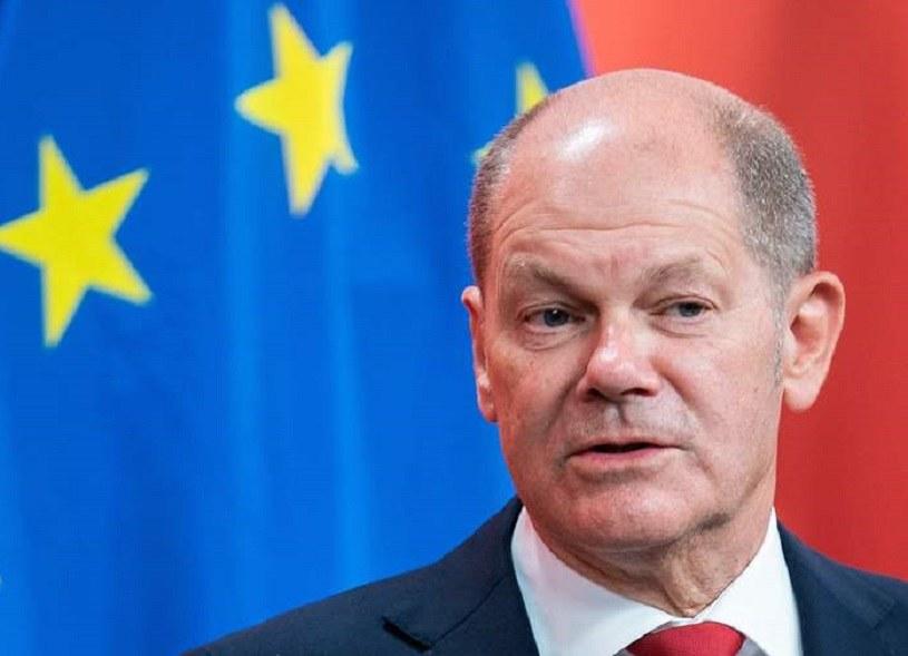 Olaf Scholz, minister finansów i wicekanclerz Niemiec /AFP