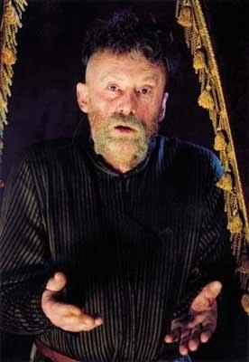 Olbrychski Królem Learem chce uczcić swoej 60. urodziny /