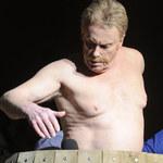 """Olbrychski topless w """"Zemście"""""""