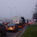 Olbrzymie utrudnienia na Śląsku. Niemal 200 kolizji