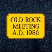 różni wykonawcy: -Old Rock Meeting 1986