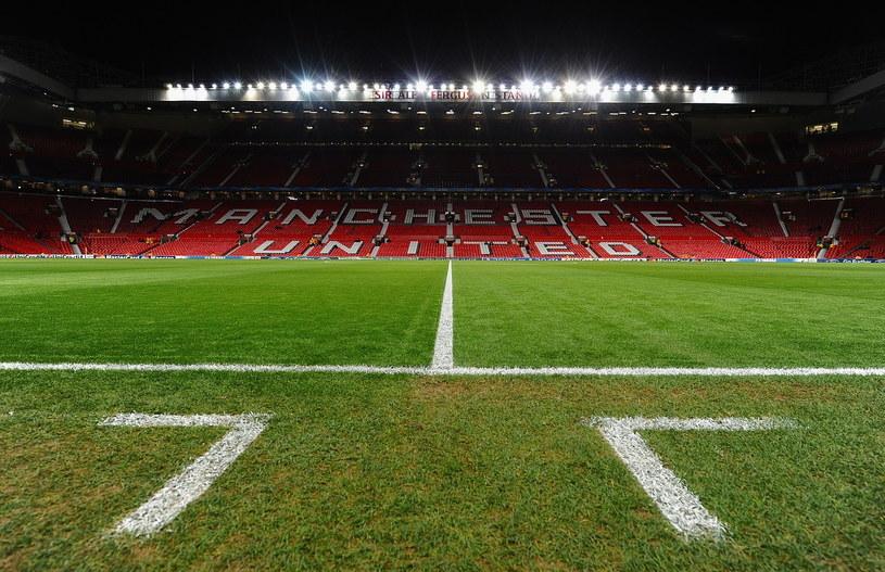 Old Trafford - stadion Manchesteru United /Informacja prasowa