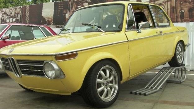 Oldtimer BMW /INTERIA.PL