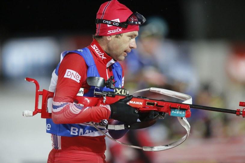 Ole Einar Bjoerndalen /AFP