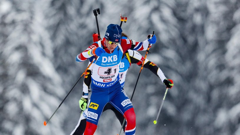 Ole Einar Bjoerndalen /Getty Images