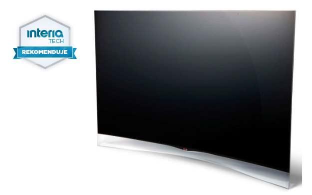 OLED LG 55EA970V otrzymuje od serwisu Nowe Technologie Interia REKOMENDACJĘ /materiały prasowe