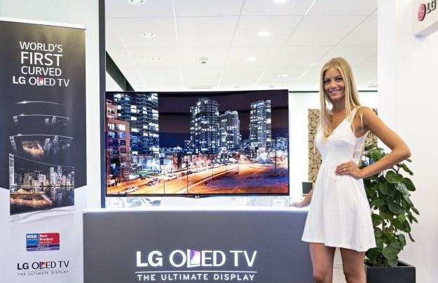 """OLED trafił na niemiecki rynek - czy """"zabójca LCD"""" w kóncu stanie się popularny /materiały prasowe"""