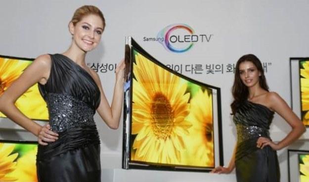 OLED TV - trudno ocenić, czy w najbliższych latach na rynku pojawią się tanie telewizory OLED /materiały prasowe